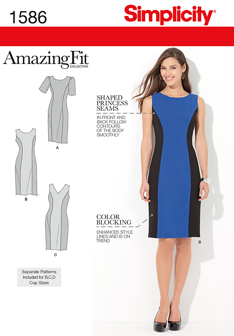 how to make a dress fit