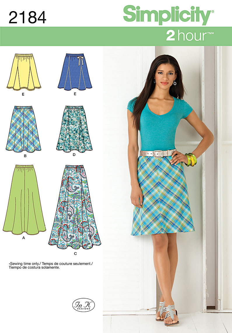 Patterns for Skirts