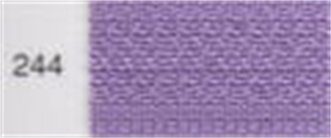 Standard Nylon Zipper - Colour 244 - Light Orchid