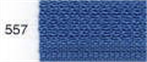 Standard Nylon Zipper - Colour 557 - Saxe Blue
