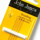 John James Beading Needles - Sizes 10 to 13