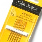 John James Tapestry Needles - Size 18